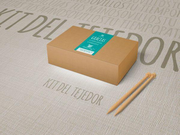 Comprar kit del tejedor